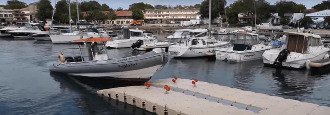 Båtlift-Side-roller